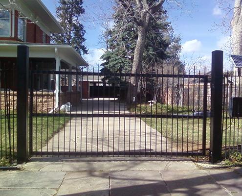 Custom Driveway Gate Door Specialties